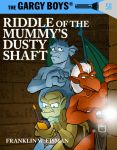 Riddle of the Mummy's Dusty Shaft by Hawkstone
