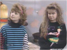 DJ and Kimmy: Fogged In from Full House's Season 2 by ChowFanGirl12