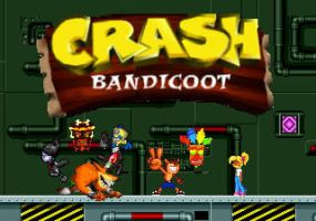 crash:the evil force NOT cover by shadic108