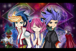 the 4 dimensions by hikariangelove