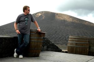 Me on Lanzarote in Deviantart by trendmakers