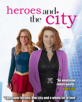 Heroes and the City by PZNS