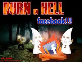 ++Burn in Hell facebook++ by Ludra-Jenova