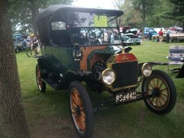 (1913) Ford Model T by auroraTerra