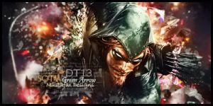 Green Arrow by MrStaz2