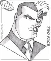 TWO FACE by icemaxx1
