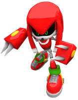 Brand New Metal Knuckles Render by NIBROCrock