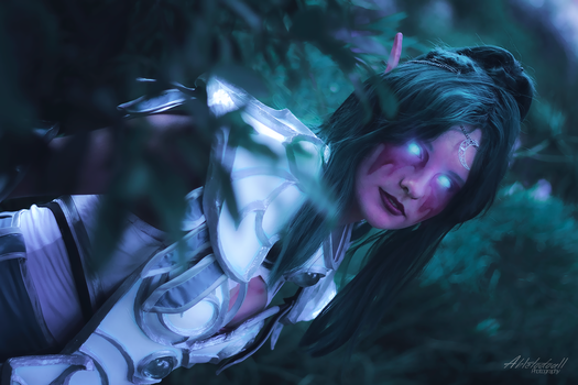 Cosplay: Tyrande Windwhisper by Abletodoall