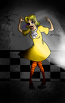 Chica human vr. (Five Nights At Freddy's) by Bad-Chocola94