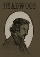 Deadwood : Al Swearengen by Chris-Yop-Lannes