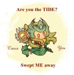 Are you the tide? by Rass16