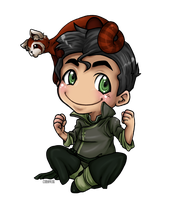 LoK: Bolin in the Deep by Cobyfrog