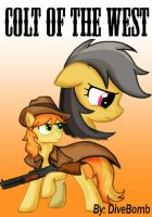 Colt of the West Fic Cover by DiveBomb5