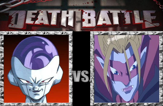 Death Battle Request XIII by Guyverman