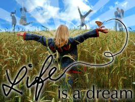 Life is a Dream by ADistantLullaby131