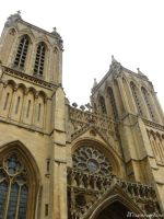 Bristol Cathedral by missionverdana