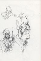 Russian Orchestra Sketches 2 by BartBar