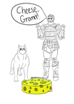 Alistair and Gromit by EmmaVakarian-Theirin