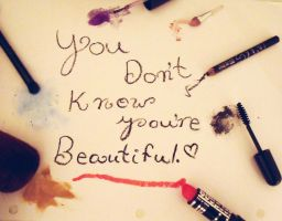 You don't know your beautiful :) by EmilyLPhotography