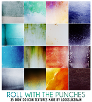 Roll With The Punches by lookslikerain
