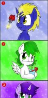 tell me how do you prefer watermelon? :3 by smartypurple