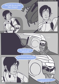Chapter 9: An eye for an eye - Page 130 by iichna