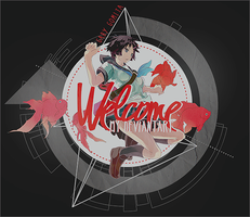 welcome by gabygomita