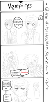 Vampires - Elsword 4 Panel Comic Entry by SeraphNeko