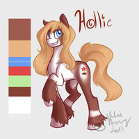 Hollie by BlueKazenate