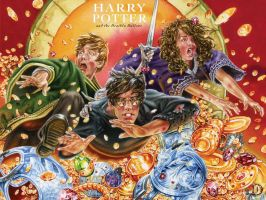 Wallpaper HarryPotter7_2 by JamesDraco