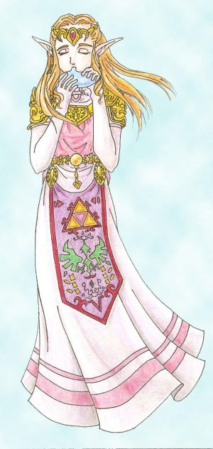 When Peace Returns to Hyrule... by animemyster