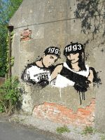 All the way to the Banksy by TMacAG