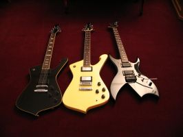 Group Guitar Stock by rikdaren