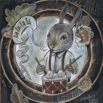 Year of the Rabbit by miorats