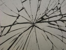 cracked windows after a storm by lightbearer13