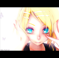 .: Rin -Butterfly on your right shoulder- :. by Baka-chanLove