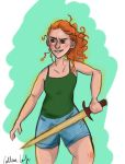 Clary by maveisher