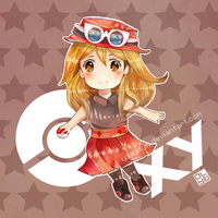 Let's go XY! by lynchees