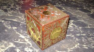 MY HELLRAISER PUZZLE BOX 1 by FUTURELISA1