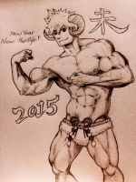 New Year, New look.  Ren 2015 by tera114