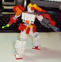 MicroScale LEGO Heavyarms WIP by MikeTehFox