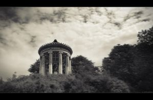 Temple Of A Lesser God by Limaria