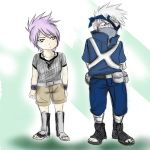 Kakashi and Anko time2 by KickBass77
