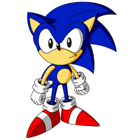 Sonic Project 20 by EUAN-THE-ECHIDHOG