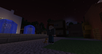 Andrew and Milo (IN MINECRAFT) by machi46
