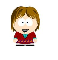 Chris skelton south park style by icewormie