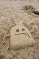 sand zombie by Bittenkisses