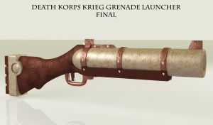 DKK - Grenade Launcher by bonds0097