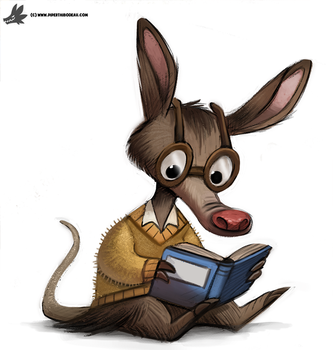 Day 812# Arthur Redesign by Cryptid-Creations