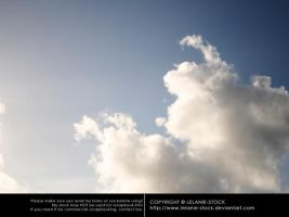 Sky and Clouds 006 by Lelanie-Stock